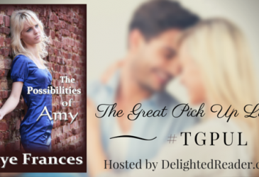 #TGPUL with Jaye Frances – The Possibilities of Amy #Giveaway