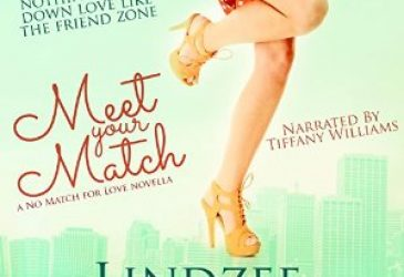 Meet Your Match by Lindzee Armstrong, narrator Tiffany Williams #YoungDelight