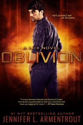 Oblivion by Jennifer Armentrout #Review #YoungDelight