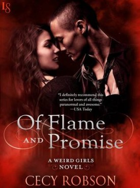Of Flame and Promise by Cecy Robson #Review