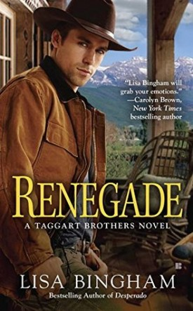 Renegade by Lisa Bingham #Review