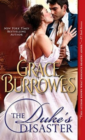 The Duke's Disaster by Grace Burrowes #Review