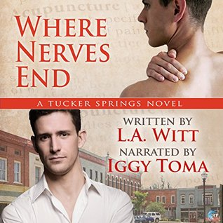 Where Nerves End by LA Witt #Review #AudioReview