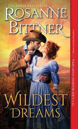 Wildest Dreams by Rosanne Bittner #Review