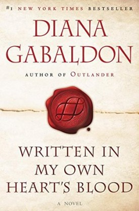 Written in My Own Heart's Blood by Diana Gabaldon #Review