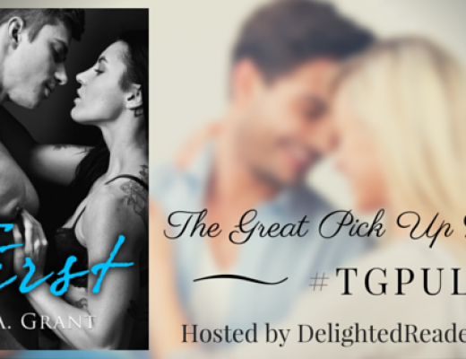 #TGPUL with M.A. Grant – First #Giveaway