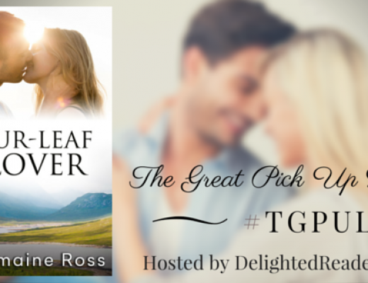 #TGPUL with Charmaine Ross – Four-Leaf Clover #Giveaway