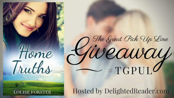 Home Truths by Louise Forster #Giveaway