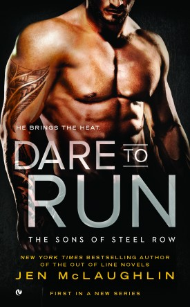 Dare to Run by Jen McLaughlin #Review