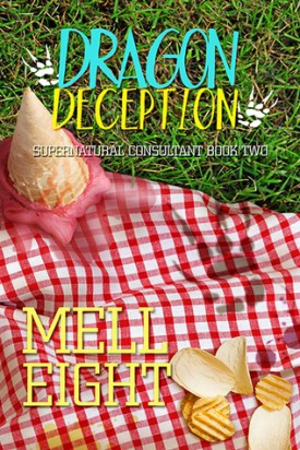 Dragon Deception by Mell Eight #AfternoonDelight