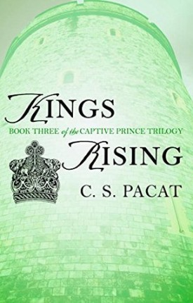 Kings Rising by C.S. Pacat #Review