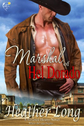 Marshal of Hel Dorado by Heather Long #Review