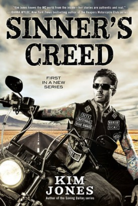 Sinner's Creed by Kim Jones #Review