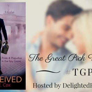 #TGPUL with Karen M Cox – Undeceived: Pride and Prejudice in the Spy Game