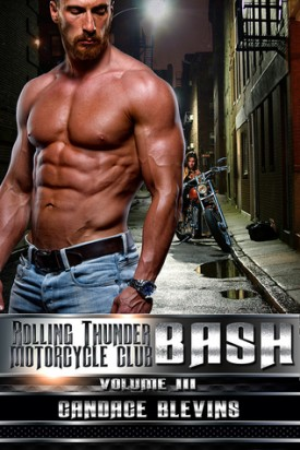 Bash volume I, II, III by Candace Blevins #Review