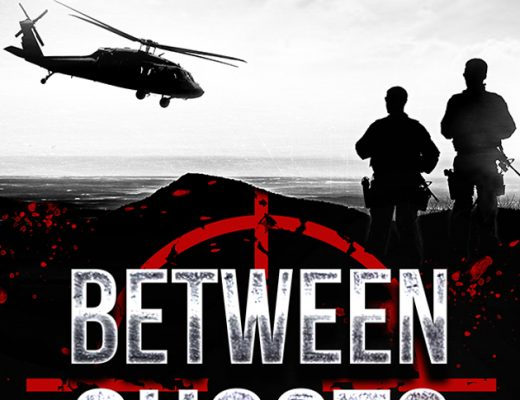 Between Ghosts by Garrett Leigh #Review