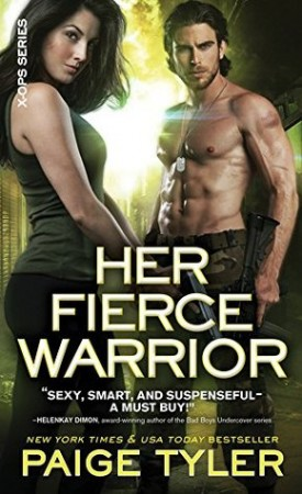 Her Fierce Warrior by Paige Tyler #Review