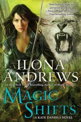 Magic Shifts by Ilona Andrews #Review