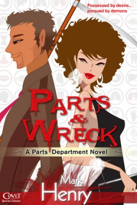 Parts & Wreck by Mark Henry #AudioBook