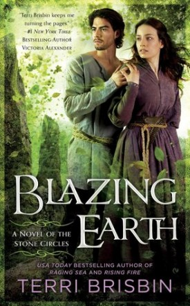 Blazing Earth by Terri Brisbin
