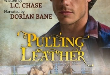 Pulling Leather by L.C. Chase #AudioReview