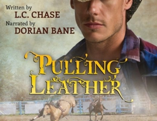 Pulling Leather by LC Chase #AudioReview