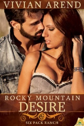 Rocky Mountain Desire by Vivian Arend