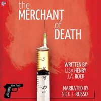 The Merchant of Death by Lisa Henry and J.A. Rock #AudioReview