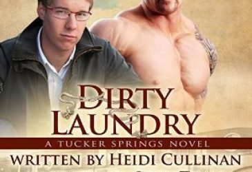 Dirty Laundry by Heidi Cullinan #AudioReview