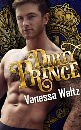 Dirty Prince by Vanessa Waltz #Review
