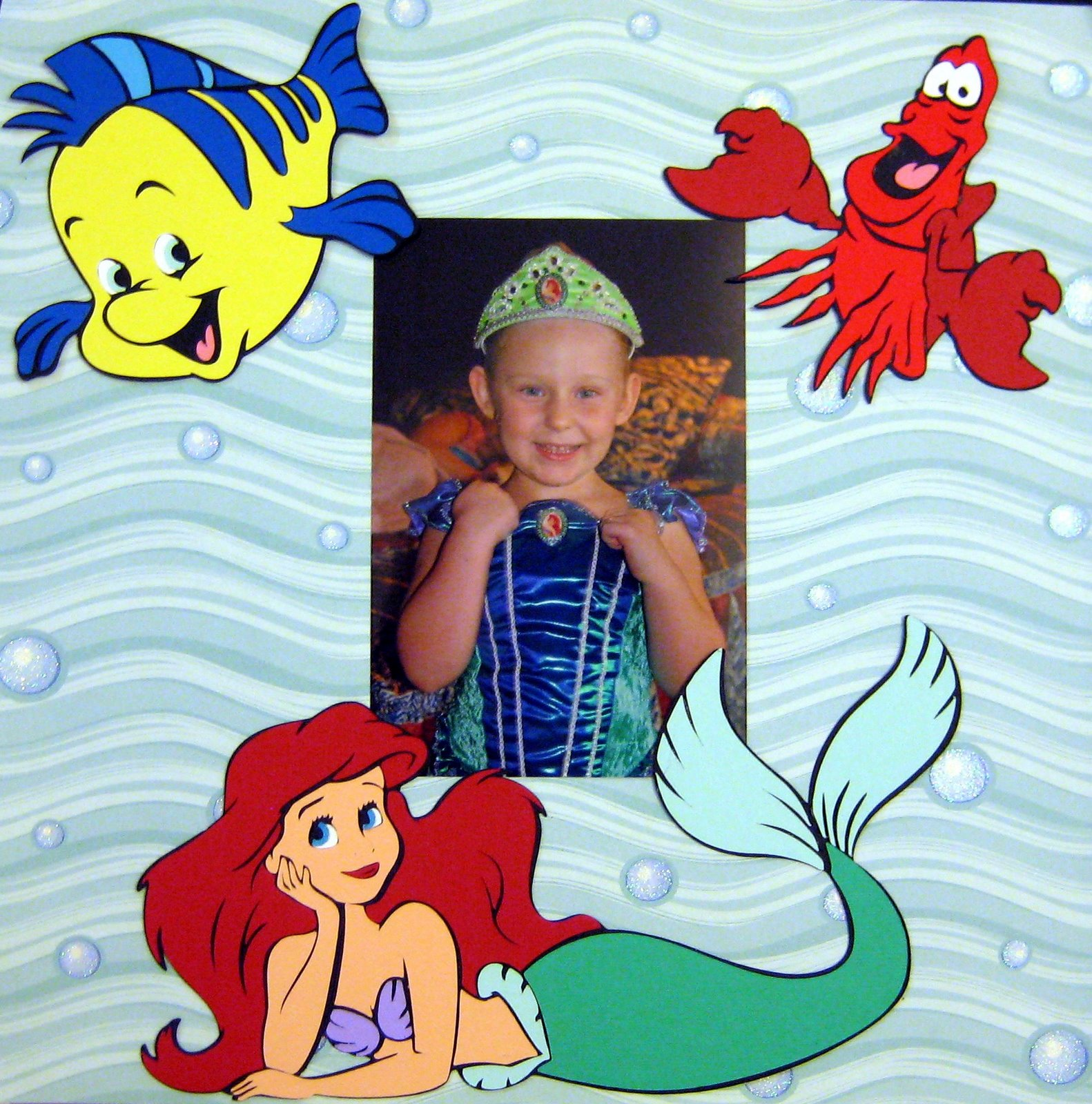 Mermaid layout large