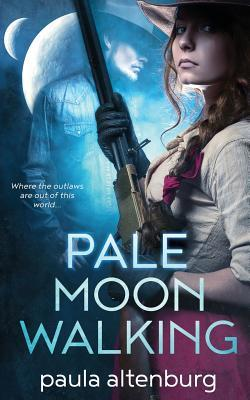 Pale Moon Walkig by Paula Altenburg