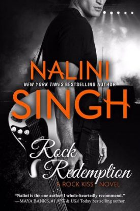 Rock Redemption by Nalini Singh #Review