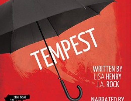 Tempest by Lisa Henry and J.A. Rock #AudioReview