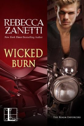 Wicked Burn by Rebecca Zanetti #Review