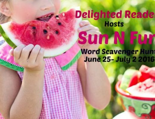 Sun N' Fun Challenge Kick-Off – June 25-July 2 #Giveaway