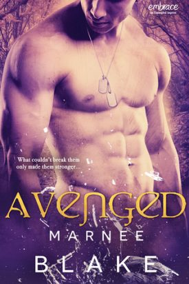 Avenged by Marnee Blake #Review