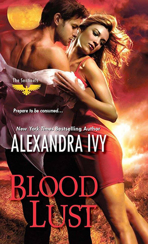 Blood Lust by Alexandra Ivy #Review