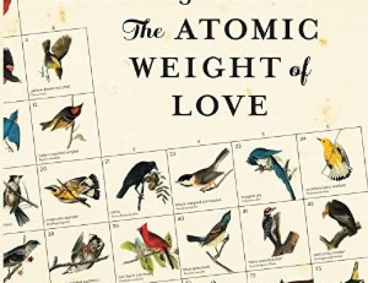 The Atomic Weight of Love by Elizabeth J. Church #AudioReview