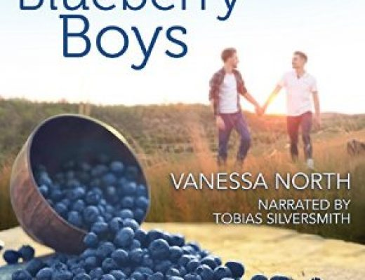 Blueberry Boys by Vanessa North #AudioReview #AfternoonDelight