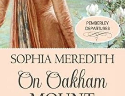 On Oakham Mount by Sophia Meredith #Review