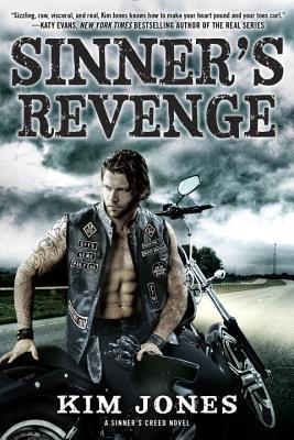 Sinner's Revenge by Kim Jones #Review