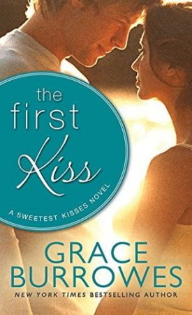 The First Kiss by Grace Burrowes #Review