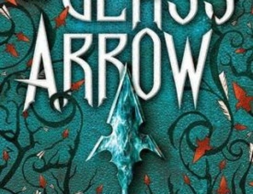 The Glass Arrow by Kristen Simmons #YoungDelight