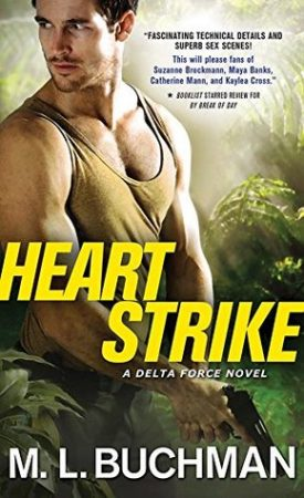 Heart Strike by M.L. Buchman #Review