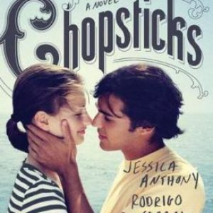 Chopsticks by Jessica Anthony and Rodrigo Corral #YoungDelight