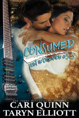 Consumed by Cari Quinn, Taryn Elliott