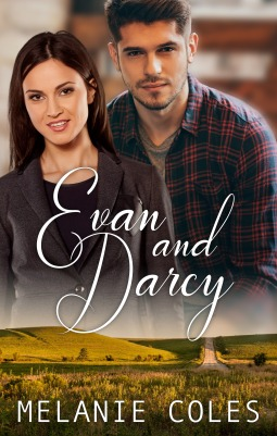 Evan and Darcy by Melanie Coles #Review