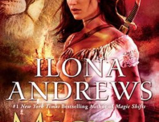 Magic Binds by Ilona Andrews #Review