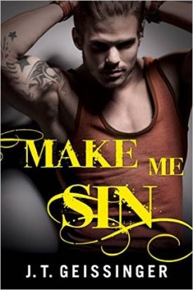 Make Me Sin by J.T. Geissinger #Review